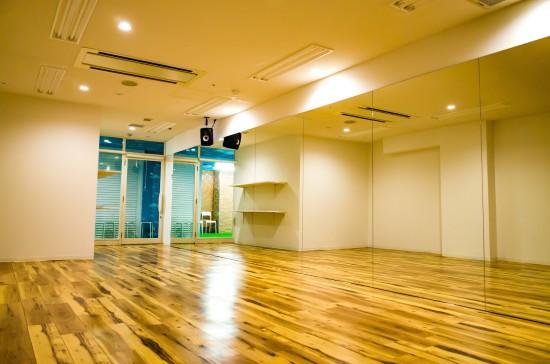 FRESH DANCE STUDIOにNEEWレンタルスタジオオープン!08
