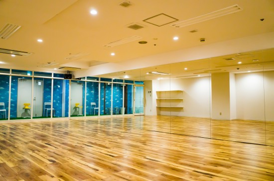 FRESH DANCE STUDIOにNEEWレンタルスタジオオープン!09