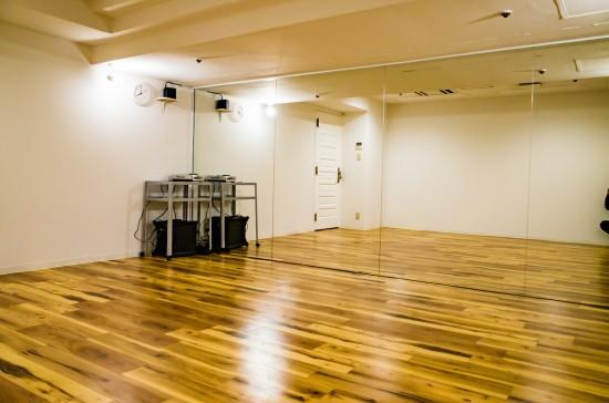 FRESH DANCE STUDIOにNEEWレンタルスタジオオープン!14